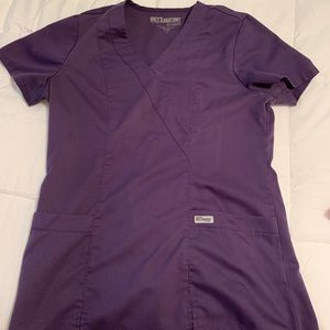 Greys anatomy scrub tops